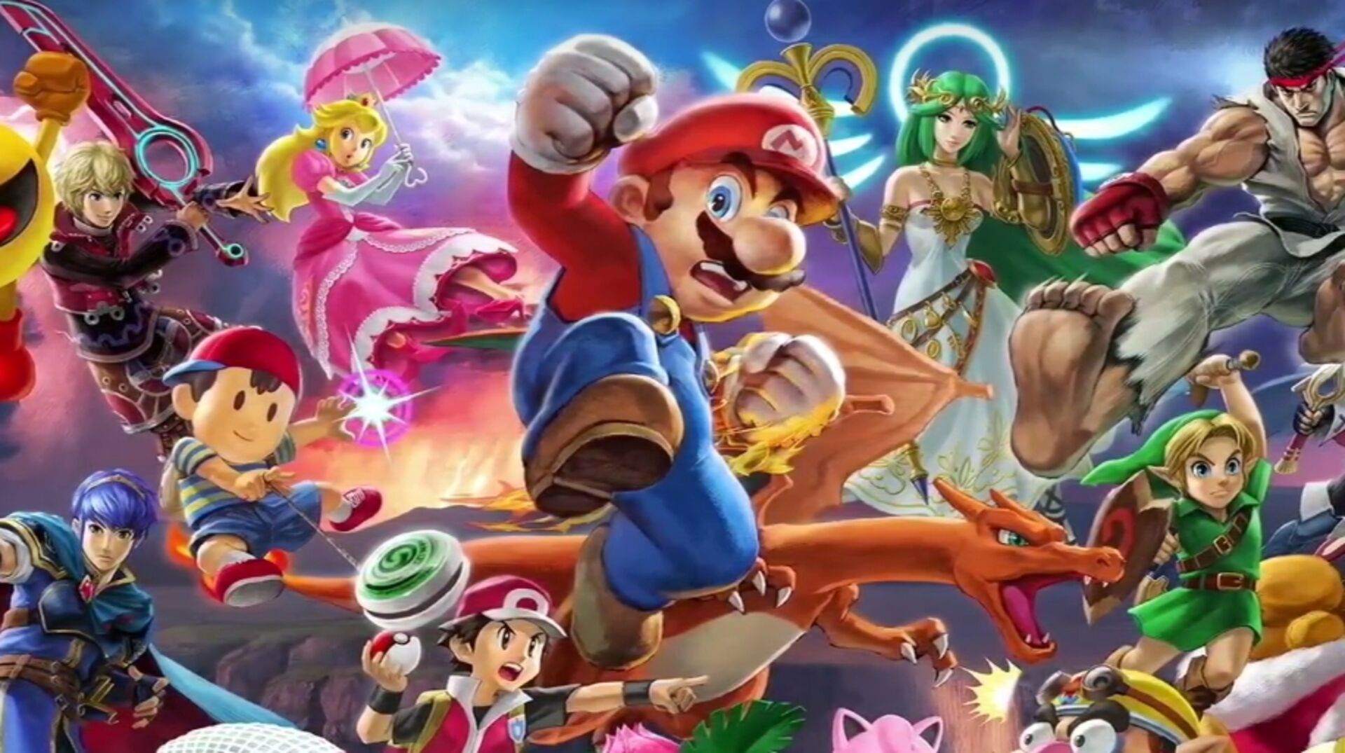 Does Super Smash Bros Ultimate Deliver A Generational Leap For