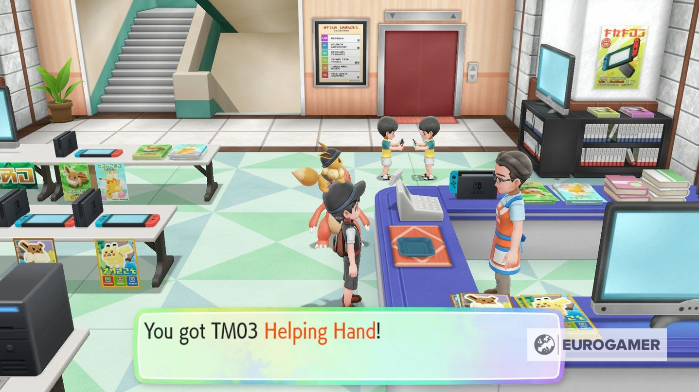 pokemon lets go app store