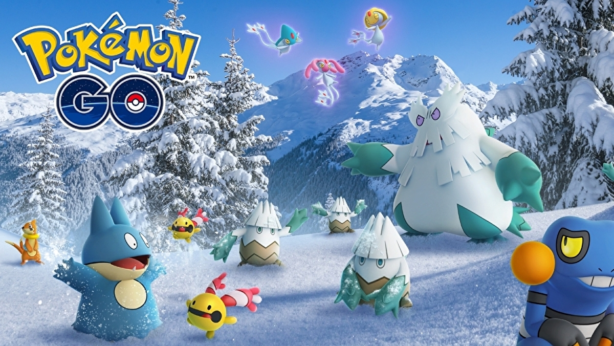 Pokemon Go Christmas Event 2019 Pokémon Go Holiday Christmas event 2018: end date, Snover
