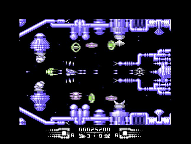 Armalyte pushed more sprites on-screen than most of its C64 contemporaries