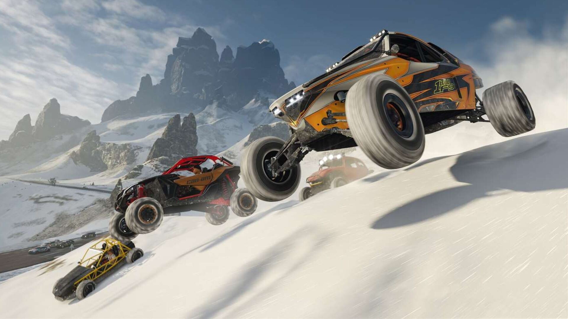 With Fortune Island, Forza Horizon 4 remains generous to a