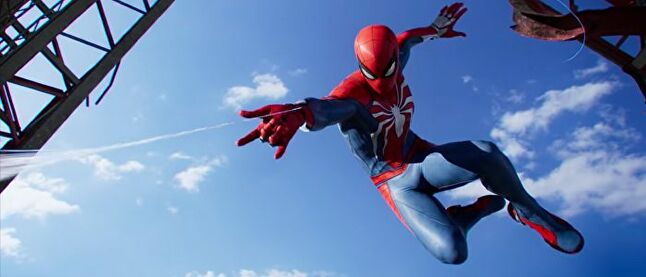 Marvel's Spider-Man was among the many games celebrated by our panel of industry experts this year