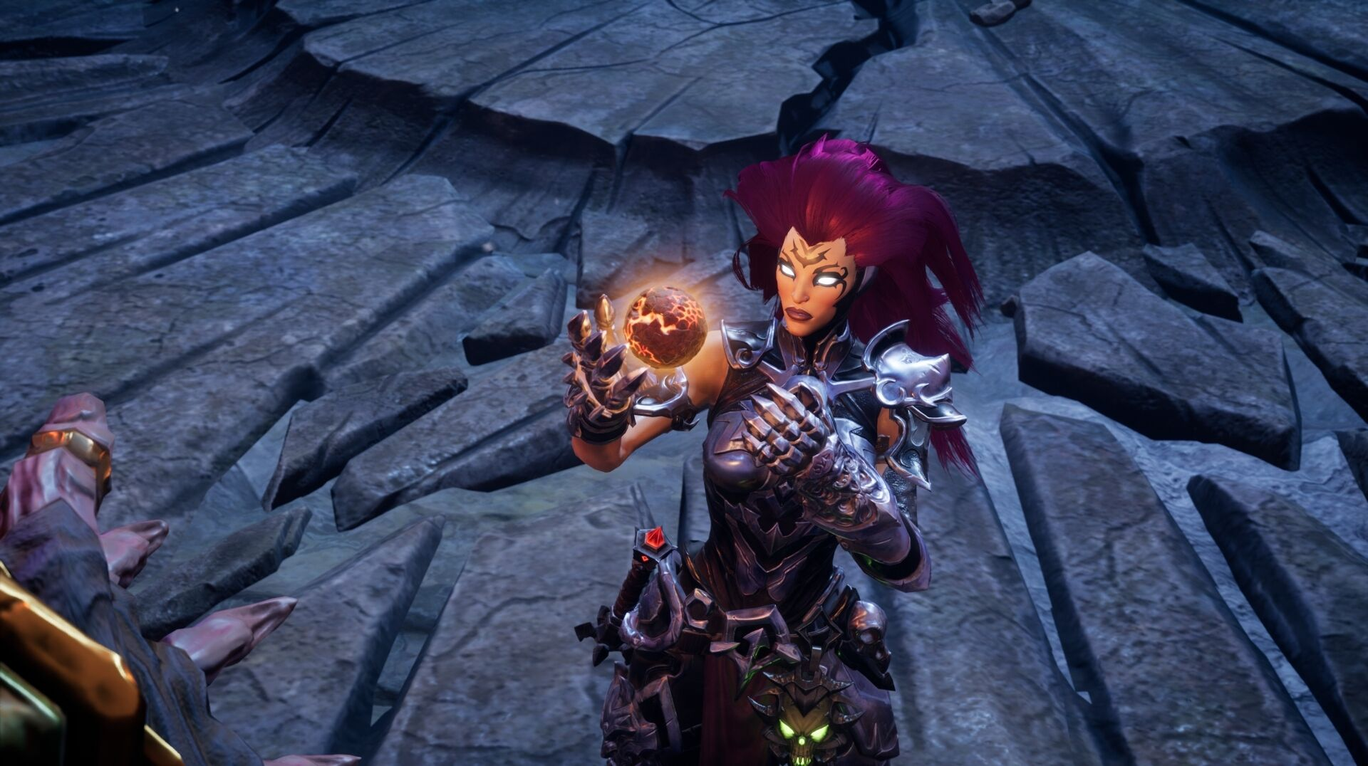 Darksiders 3 patch makes combat more like previous
