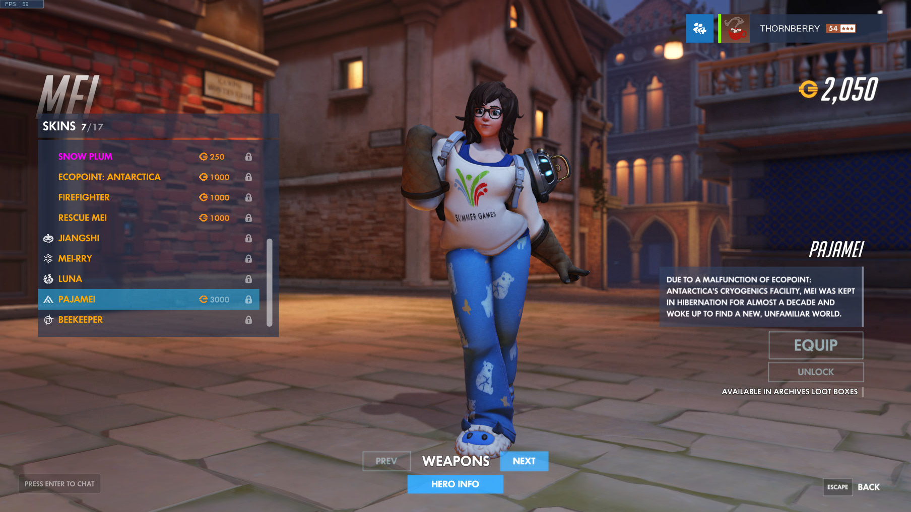 Overwatch: Archives Legendary Skins (Retribution and