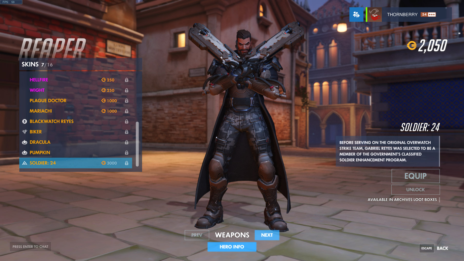 Overwatch Archives Legendary Skins Retribution And