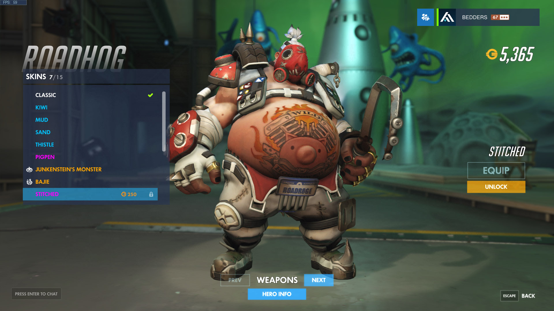 Overwatch: Roadhog guide - Tips, tricks and strategy advice   Metabomb