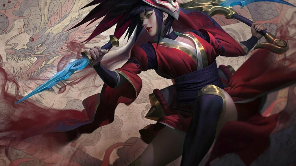 Akali and Pyke tweaked in League of Legends patch 8 24b