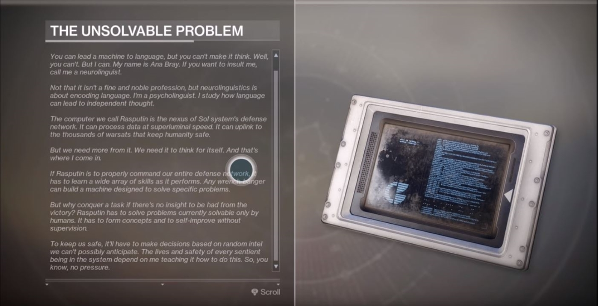 Destiny 2: The Unsolvable Problem guide | Metabomb