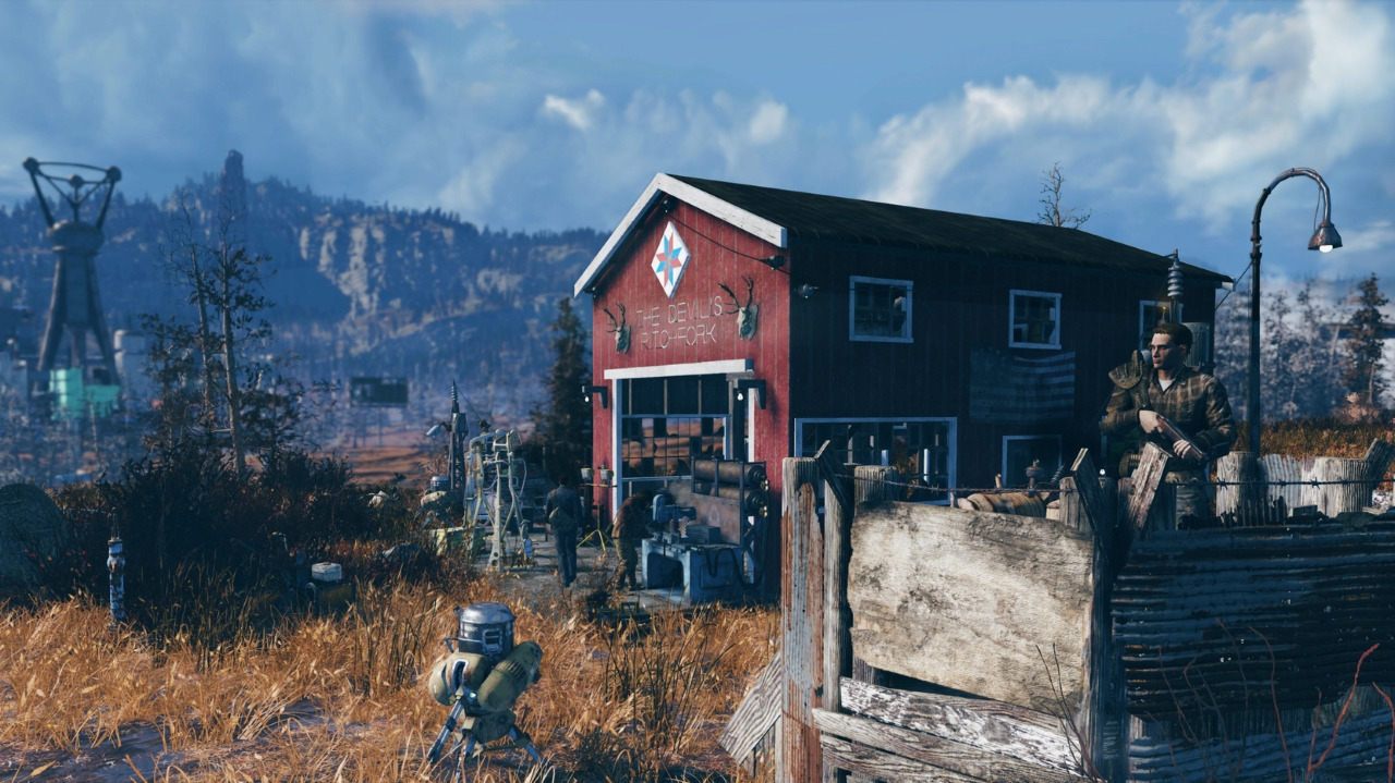 Fallout 76: Aluminum guide - Where to find Aluminum   Metabomb