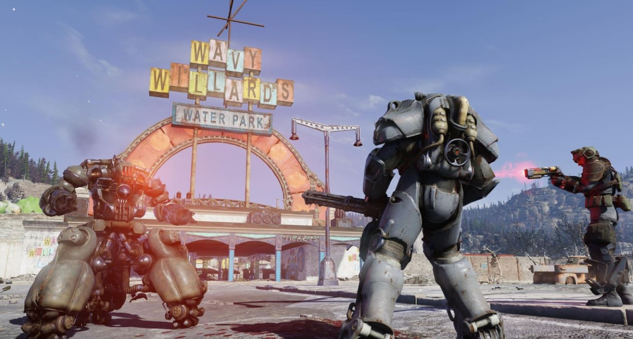 Fallout 76: Power Armor types guide | Metabomb