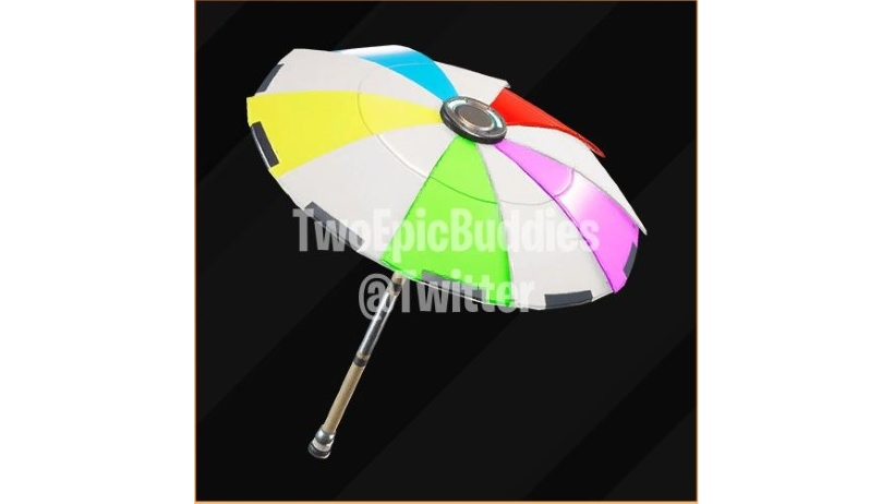 Fortnite How To Get The Golden Umbrella Metabomb