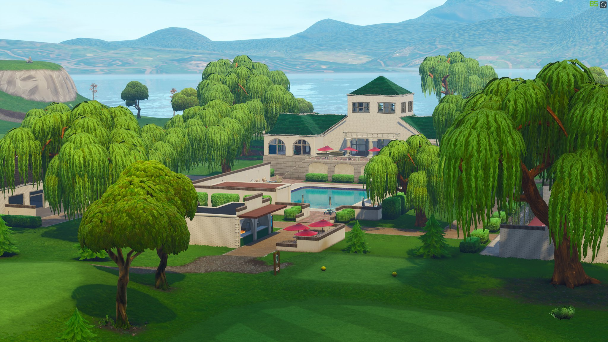 anarchy acres has been replaced by lazy links - fortnite cinematic pack season 7