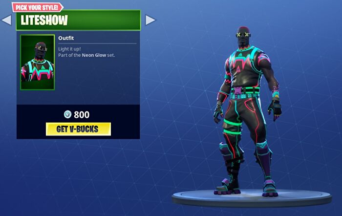 Fortnite battle royale skins all free and premium outfits metabomb - Fortnite liteshow ...