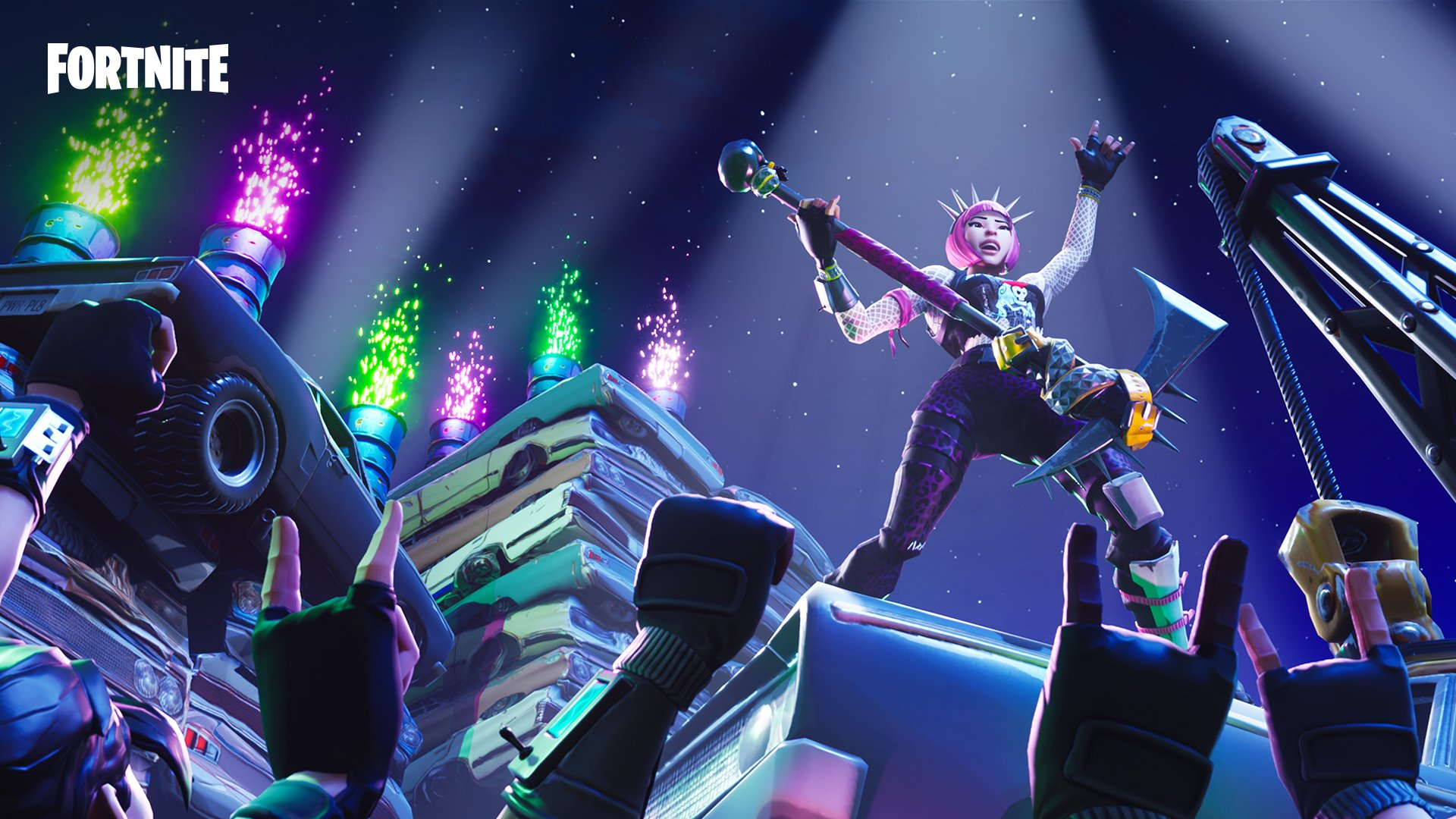 Fortnite battle royale skins all free and premium - Fortnite save the world wallpaper ...