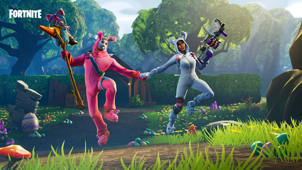 Fortnite: Battle Royale Skins
