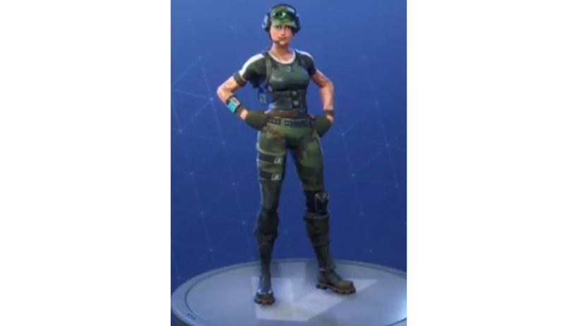 Fortnite: Battle Royale Skins - All free and premium outfits
