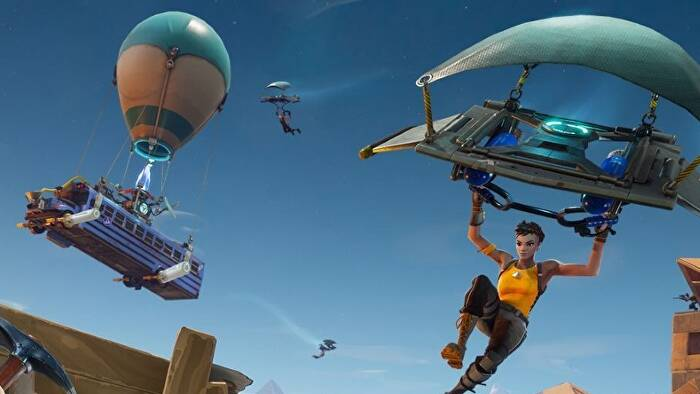we ve got the leaked details on every fortnite week 5 challenge for you live on the site now get ahead of the pack with our complete guide to beating - fortnite hot air balloon