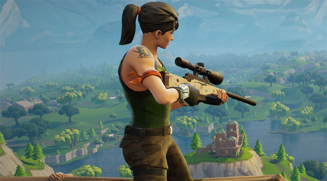Fortnite: Battle Royale - Sniper Tips, Tricks and Strategy