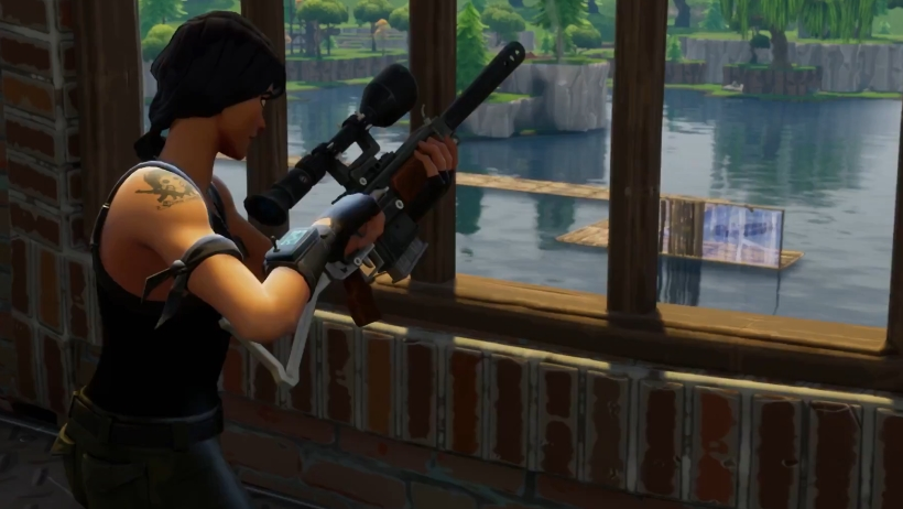 Fortnite Week 4 Challenges Guide Tips Tricks And