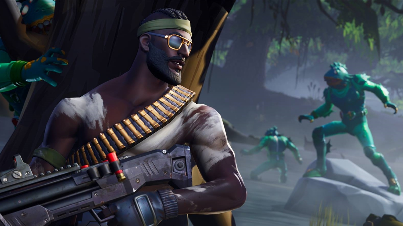 they contain everything you need to know about all the new content that s been introduced to the game as well as tips to get those tricky challenges out of - fortnite showdown challenge
