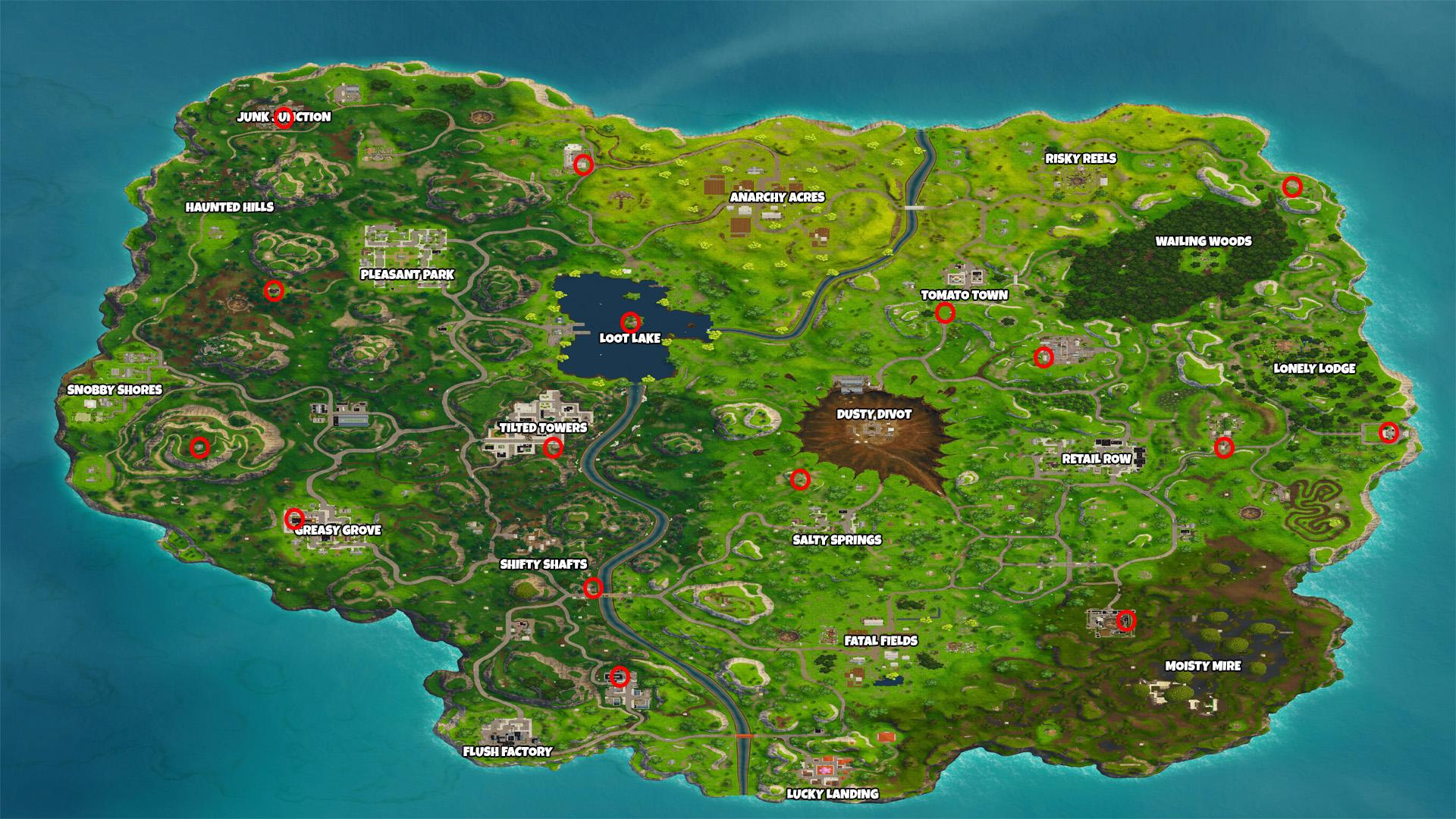 fortnite all carbide and omega poster locations metabomb