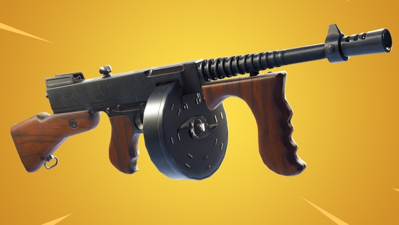 Fortnite: Drum Gun guide - Stats, rarity and locations | Metabomb