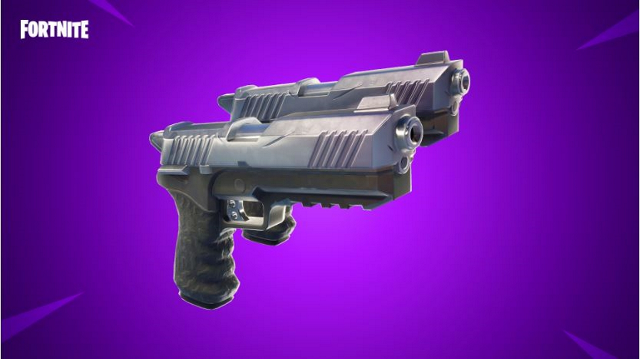 Fortnite: Dual Pistols guide - Damage stats and tips | Metabomb
