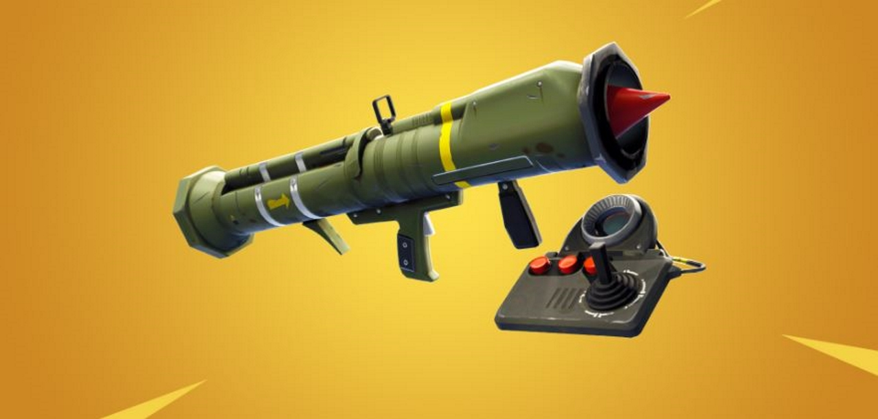 Fortnite: Guided Missile guide - Damage stats, tips and strategy