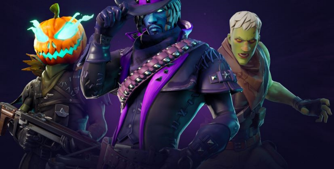 Fortnite: Fortnitemares 2018 guide - Skins, Challenges, Weapons and