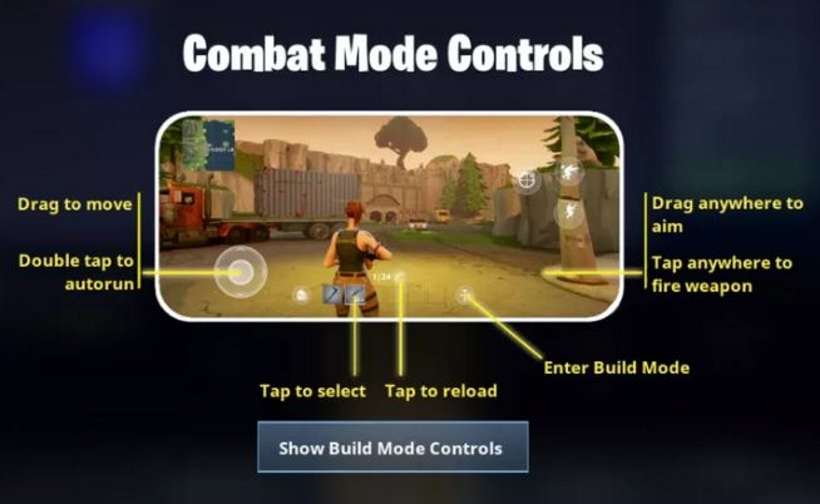 thankfully it s all fairly intuitive when it comes to shooting and looting but fortnite s building mechanics can really throw a spanner in the works - fortnite mobile beste steuerung