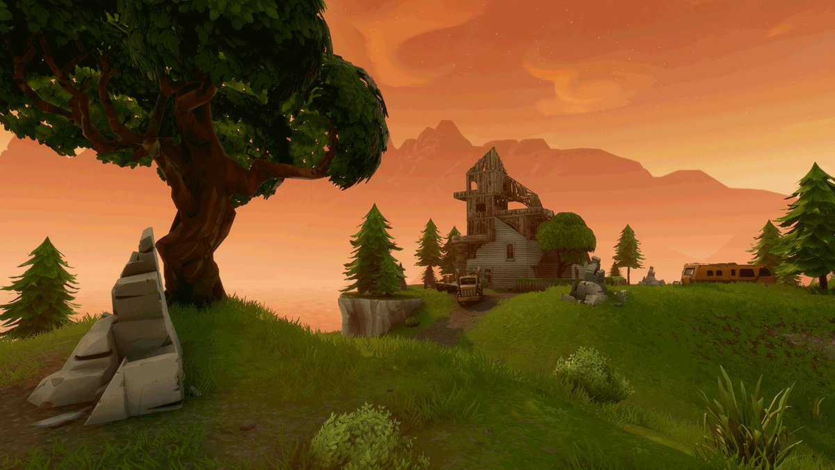 Fortnite Moisty Mire Treasure Map Location Metabomb