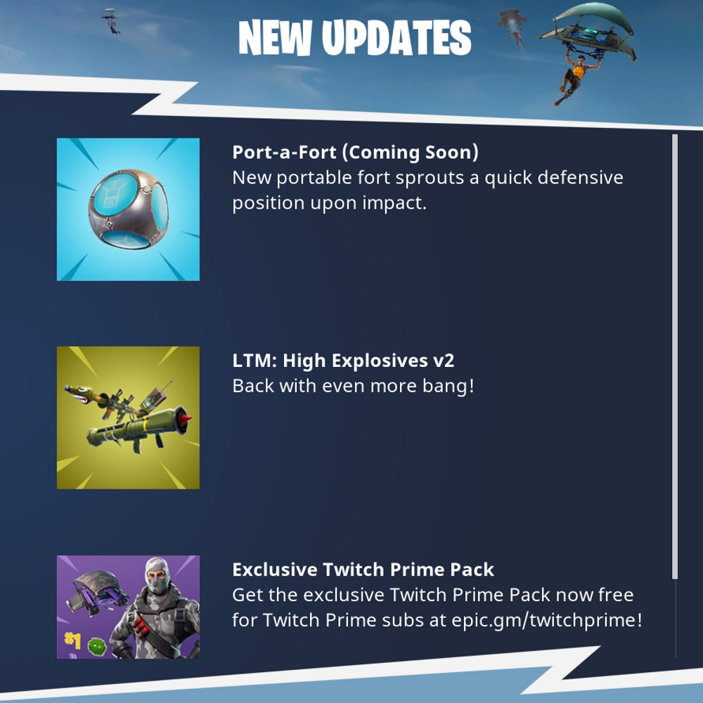 Fortnite Port A Fort Guide Tips Tricks And Strategy