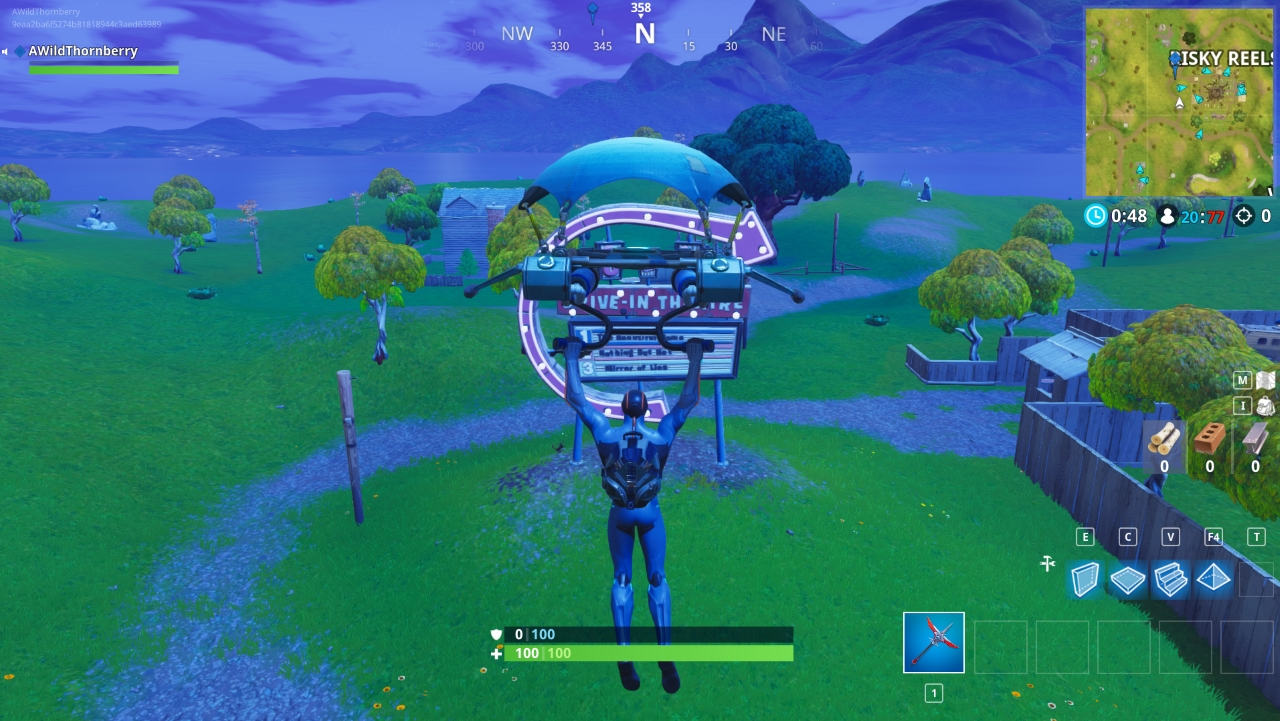 Fortnite: Search Between Movie Titles