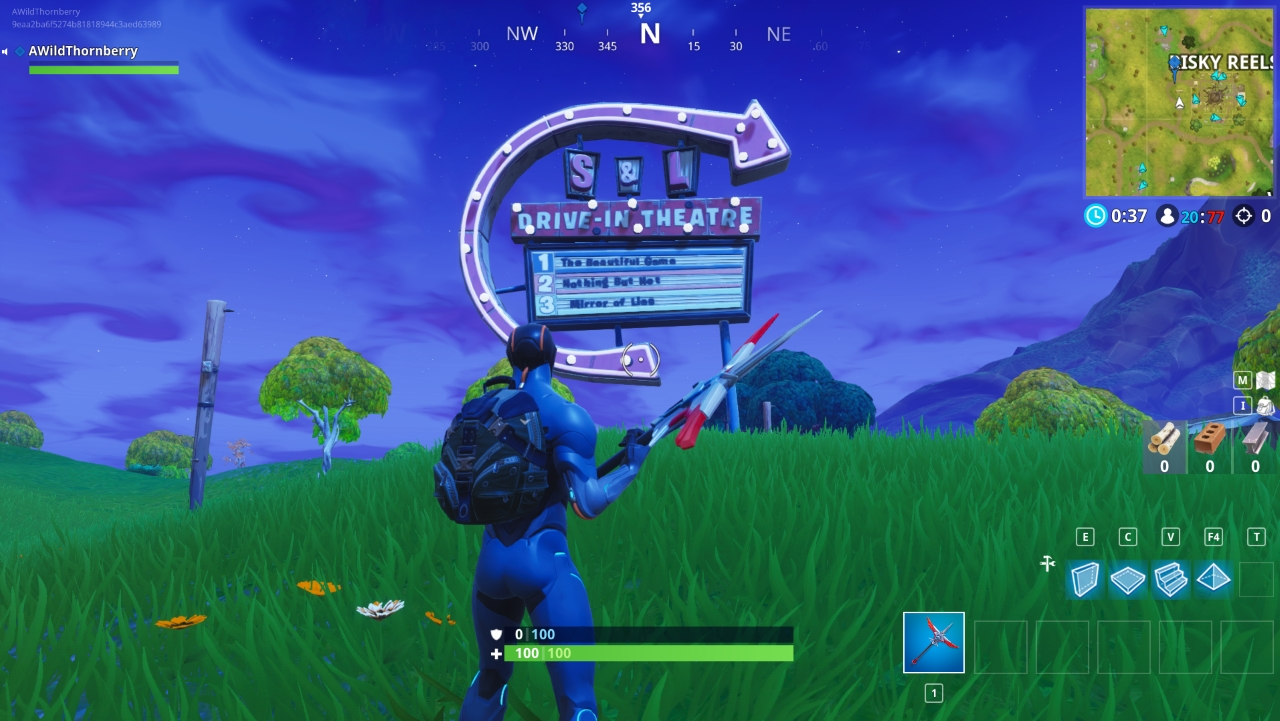 fortnite search between movie titles where to find the