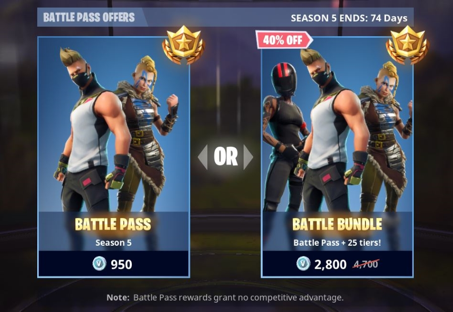 Fortnite: Season 5 guide - Battle Pass rewards, challenges and map