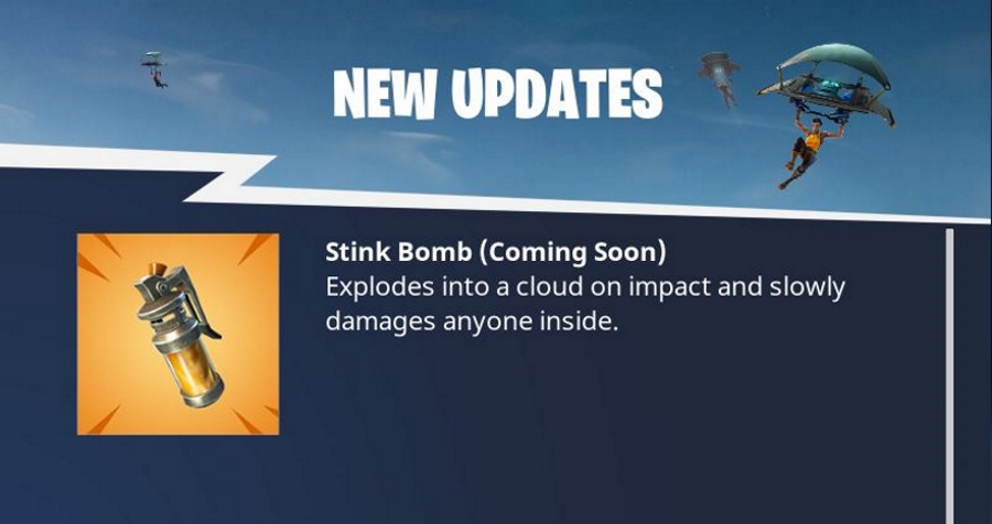 Fortnite Stink Bomb Guide Damage Stats And Tips Metabomb