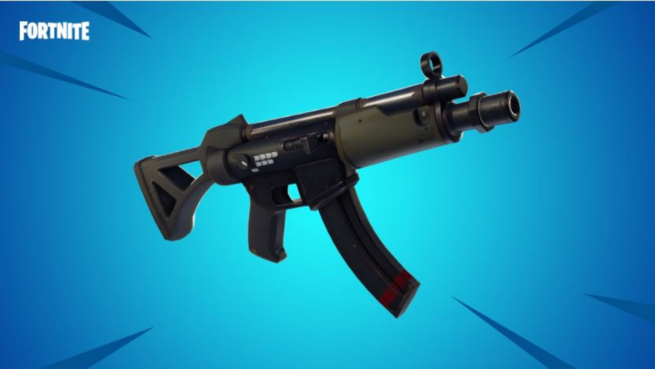 Fortnite Submachine Gun Guide Stats Rarity And Locations Metabomb