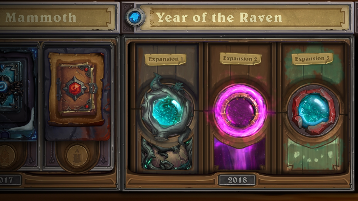 Hearthstone Year Of The Raven Guide Tournaments Hall