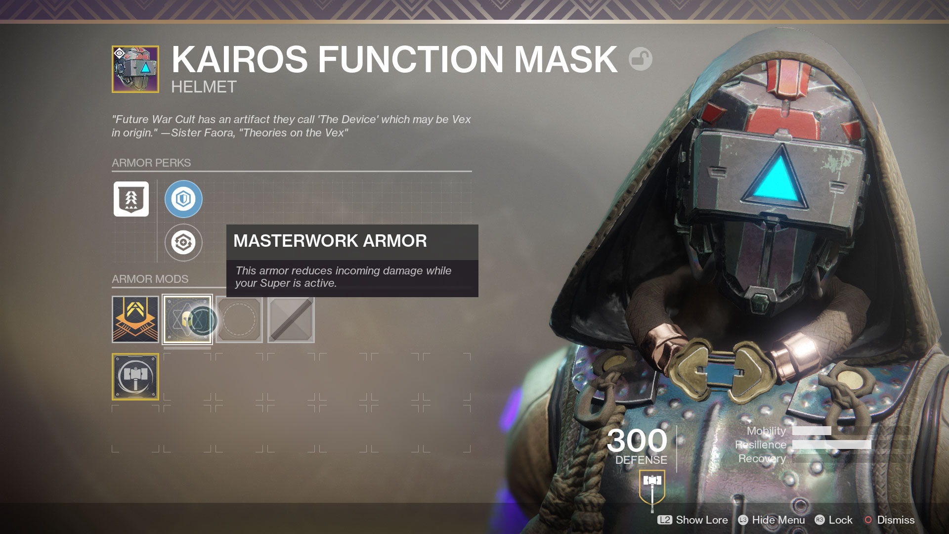 Destiny 2: Masterworks guide - Stat perks, getting cores and more