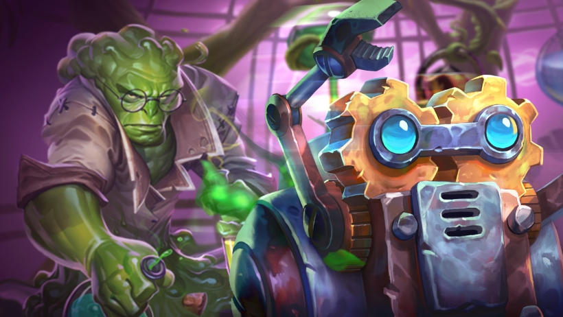 Mecha'thun Druid deck list guide - Rastakhan - Hearthstone (March
