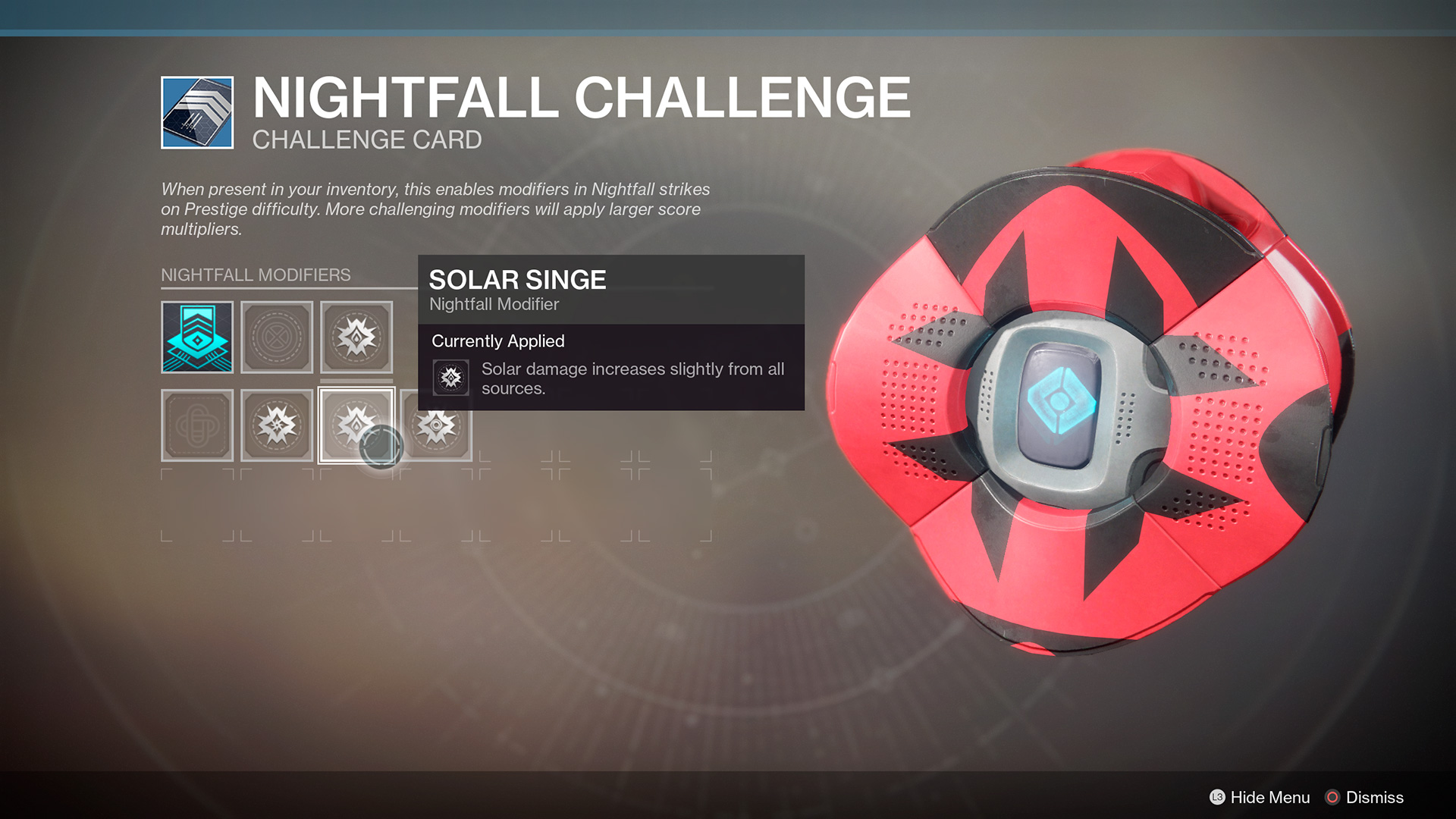 Is there matchmaking for nightfall strike destiny 2