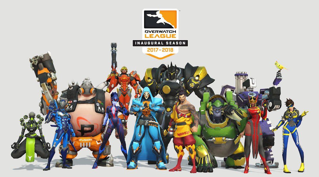 Overwatch League: Teams, Schedule, Results and Where to ...