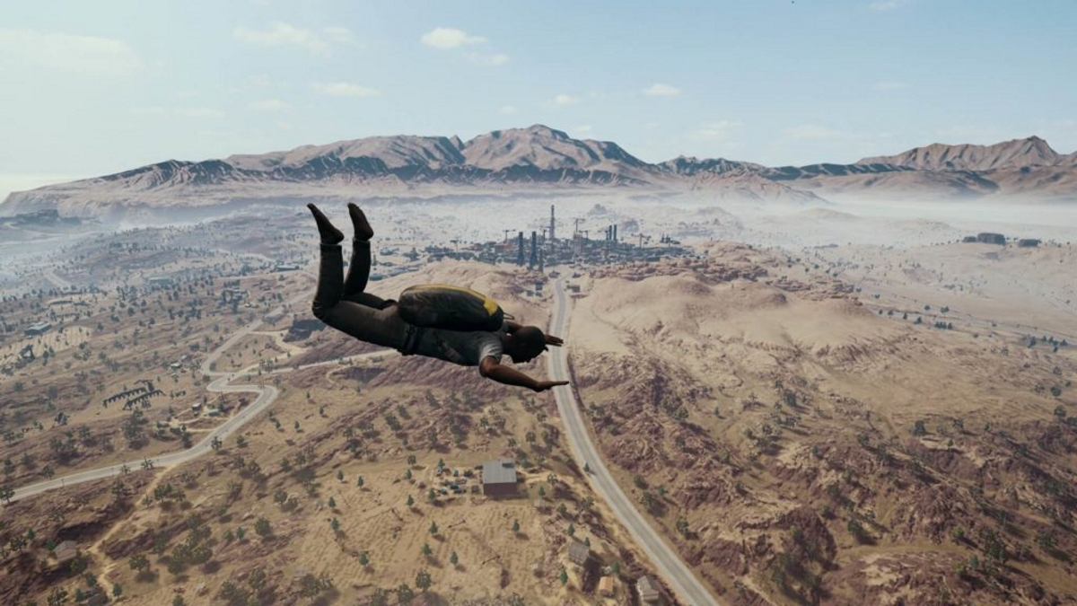 Playerunknown S Battlegrounds Maps Loot Maps Pictures: PUBG: Best Landing And Loot Spots Guide