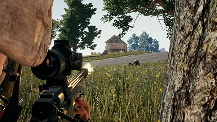 Pubg Sniper Wallpaper Engine: PUBG: The Best Sniper Rifle Guide (PC, Xbox One)