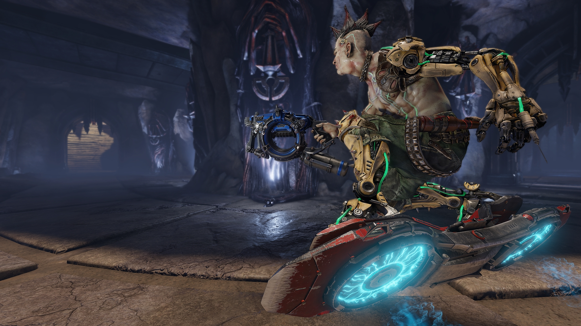 Quake Champions guide - Tips, weapons, Champions, maps and