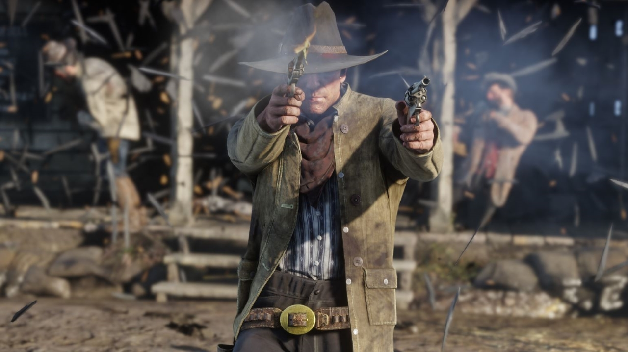 Red Dead Redemption 2 - Cheat codes guide (PS4, Xbox One