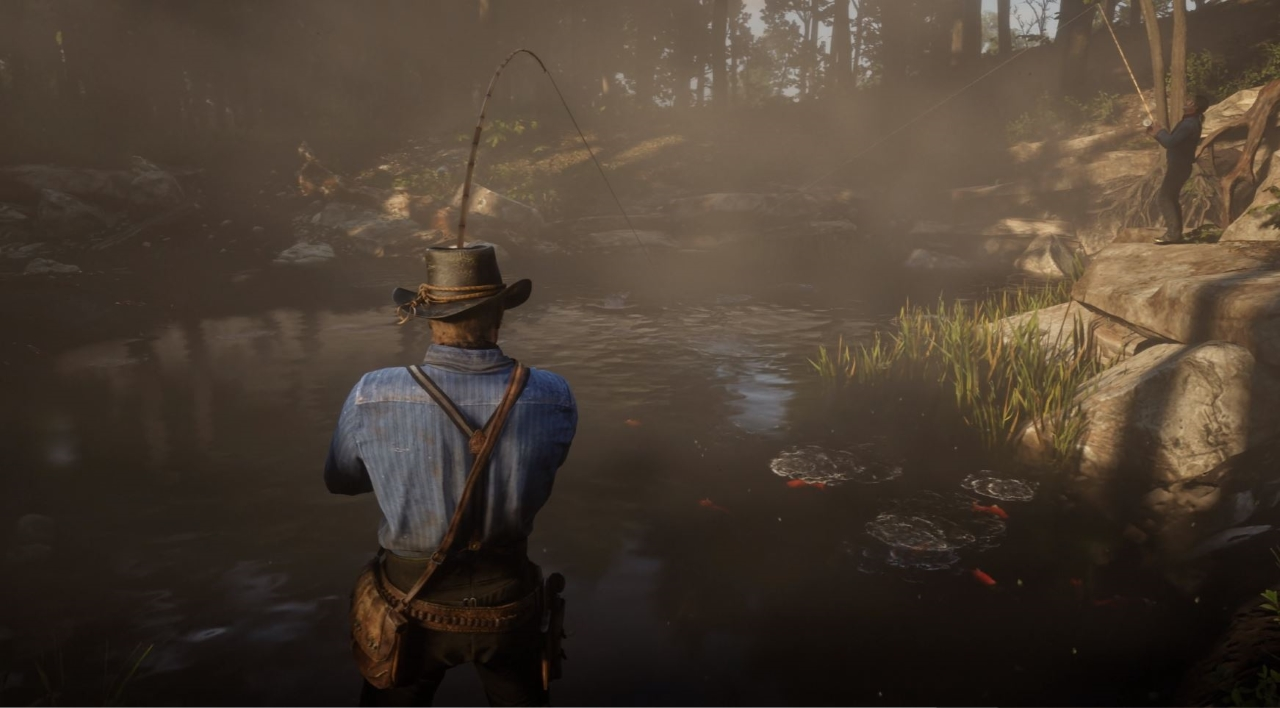 Red Dead Redemption 2 - Legendary Fish locations guide