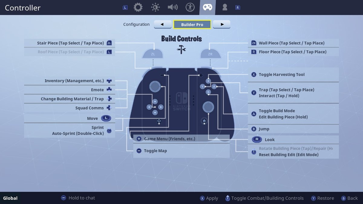 Nintendo Switch Fortnite Guide Controls V Bucks And Battle Pass