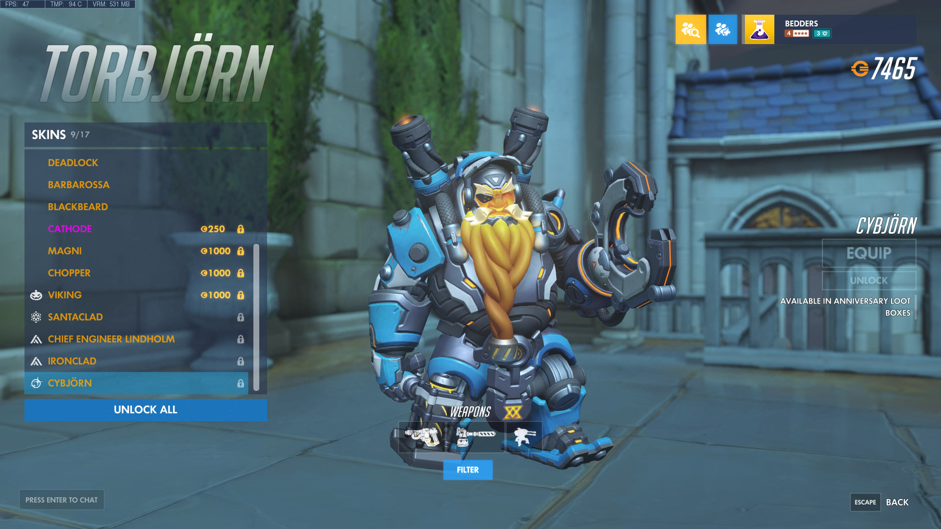 Torbjorn guide 2018: Tips and strategy advice on how to play