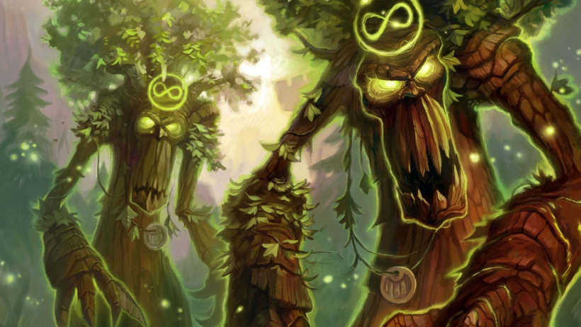 Treant Token Druid Deck List Guide Scholomance Academy Hearthstone August 2020 Metabomb
